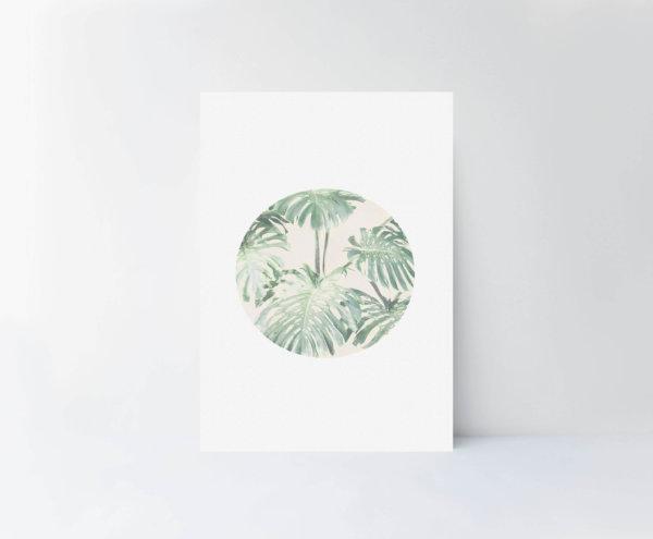 monstera-leaf-art